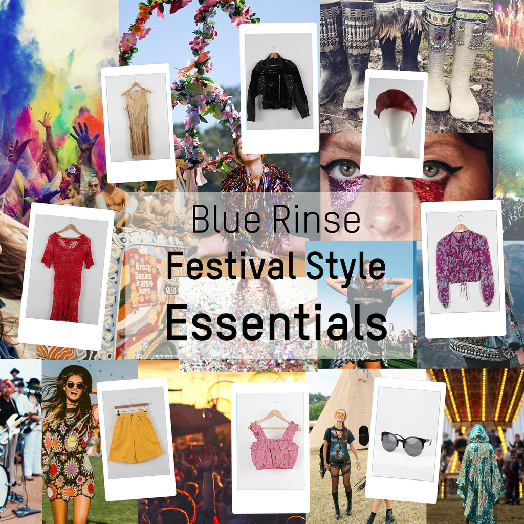 Festival Fashion Essentials