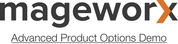 Advanced Product Options Demo Store | MageWorx