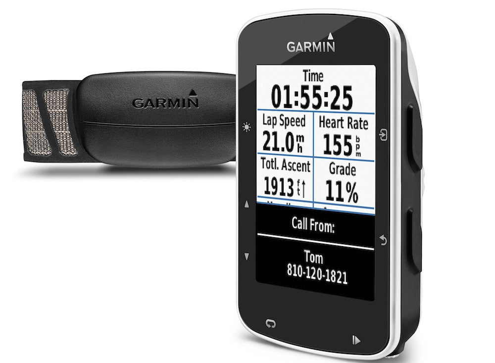 Garmin Edge 520 - Triathlon Point