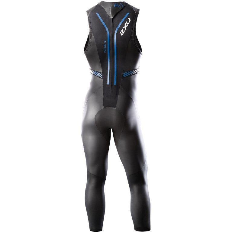 2XU Men's Active A:1 Sleeveless Wetsuit