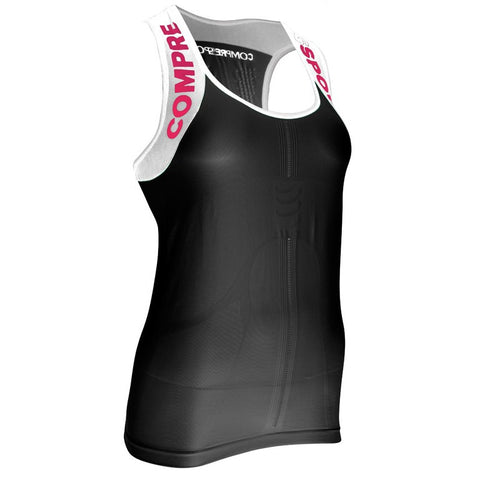 Compressport Women's Trail Running Tank V2 Ultra Tank Top