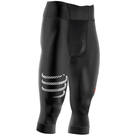 Compressport Running Pirate 3/4 Tights
