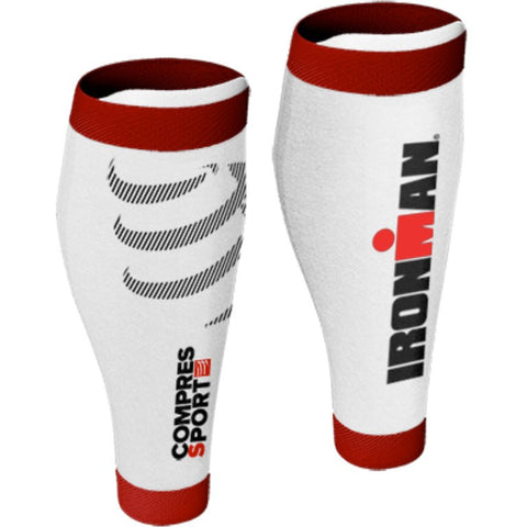 Compressport R2V2 Calf Sleeves Ironman - Triathlon Point