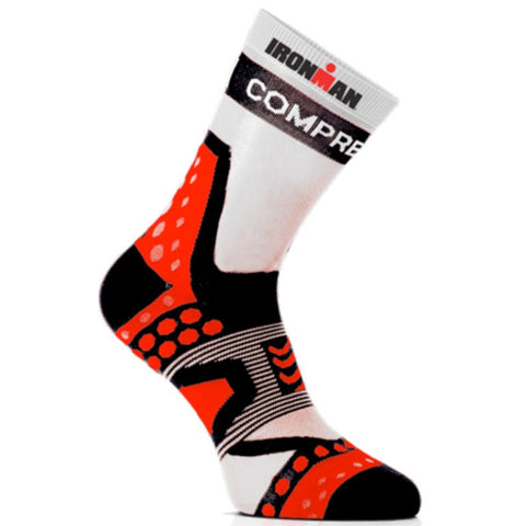 Compressport Pro Racing Run Socks Ultralight Ironman Hight - Triathlon Point