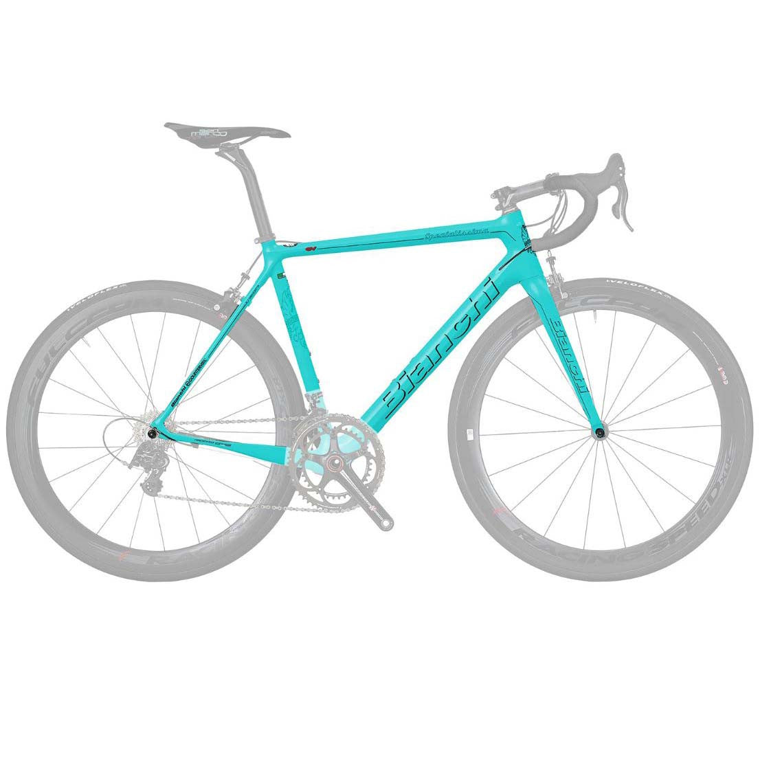 Bianchi Specialissima Dura Ace 11sp 50/34