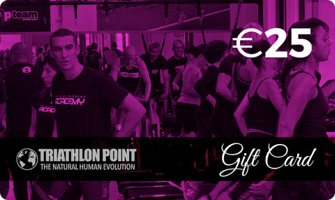 Triathlon Point Gift Card