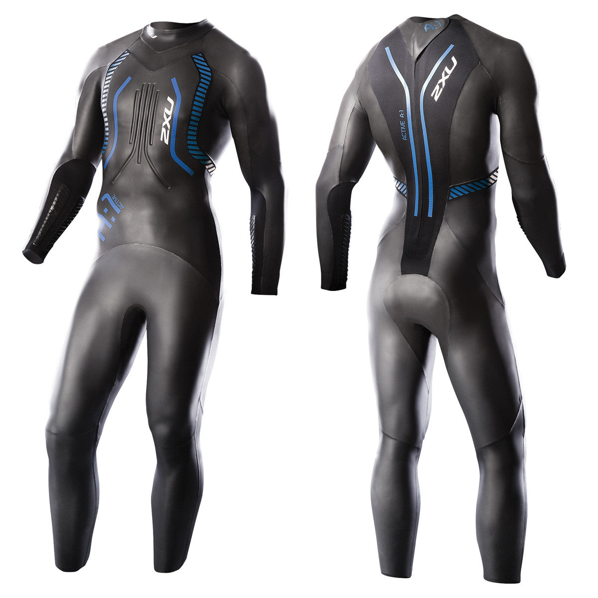 2XU Men's Active A:1 Wetsuit - Triathlon Point
