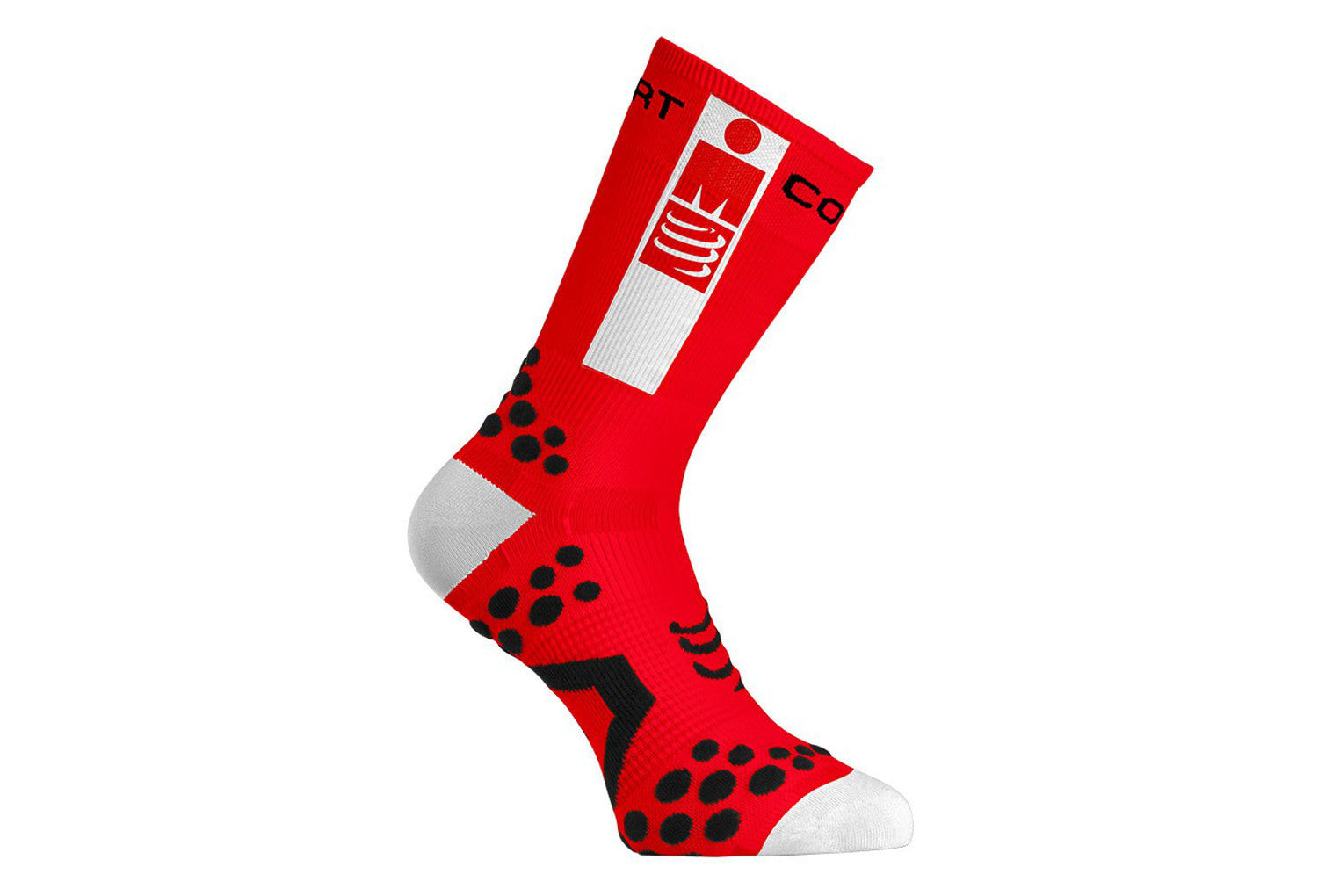 Compressport Pro Racing Bike Socks Ironman MDot