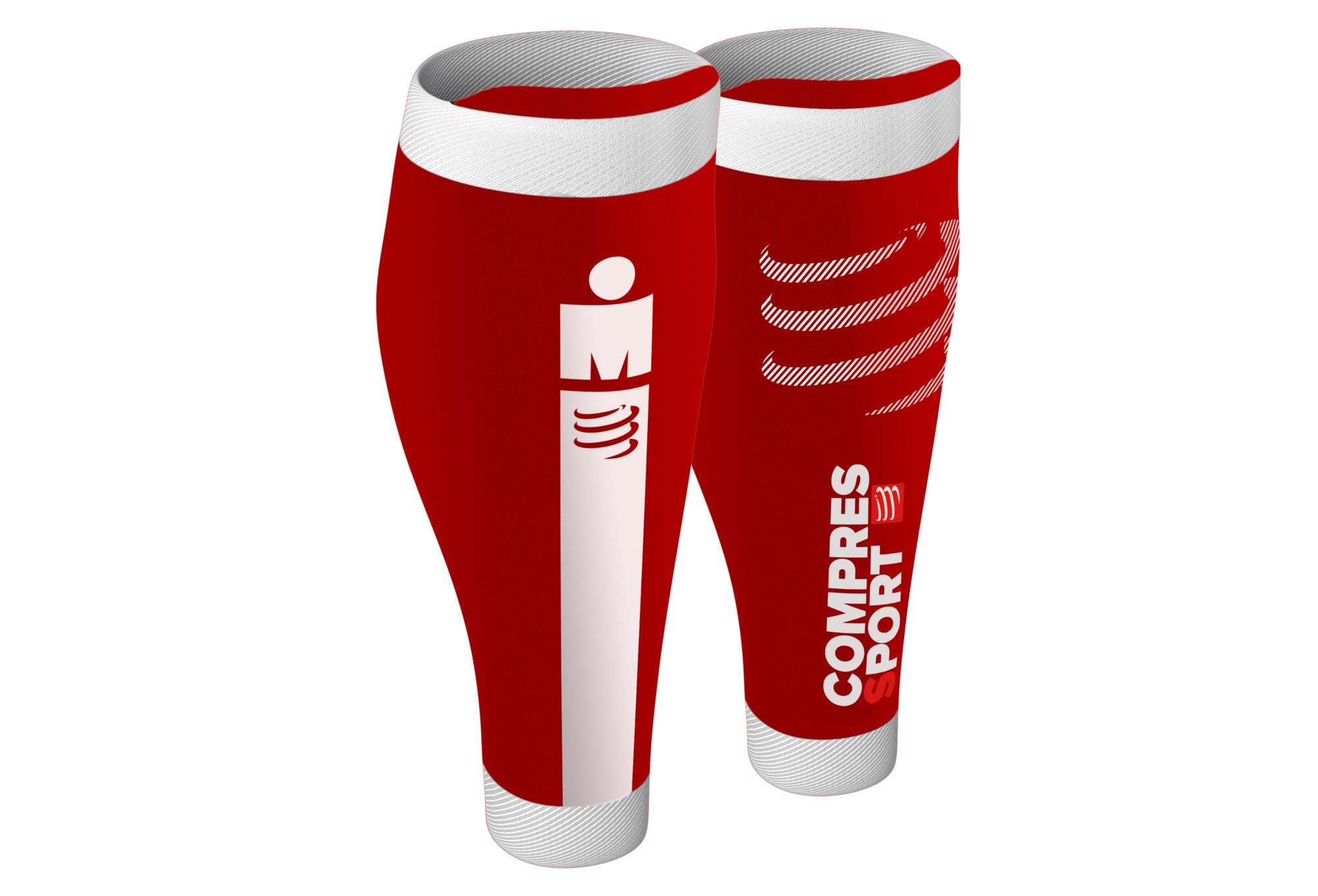 Compressport R2V2 Calf Sleeves Ironman Smart - Triathlon Point