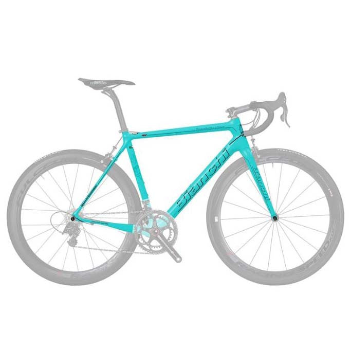 Bianchi Specialissima Red eTap Wi-fi 11sp Compact 50/34