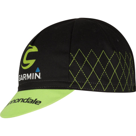 Castelli Cannondale Garmin Cycling Cap