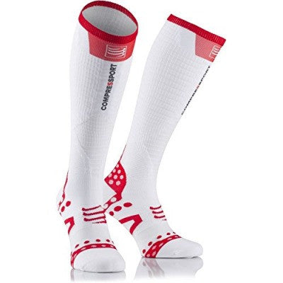 Compressport Full Socks Ultralight Ironman MDot - Triathlon Point