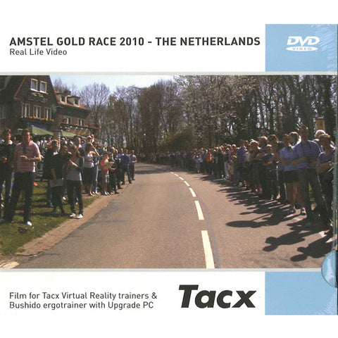Tacx Amstel Gold Race 2010 The Netherlands DVD