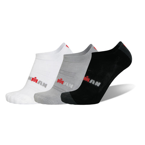 Ironman Basic Low 3 pack