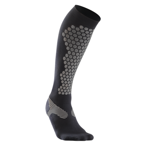 2XU Men's Elite Compression Alpine Sock