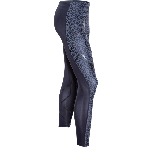 2xu Men's TR2 PTN Compression Tights