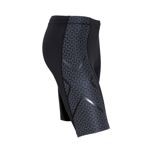 2xu Men's TR2 PTN Compression Shorts
