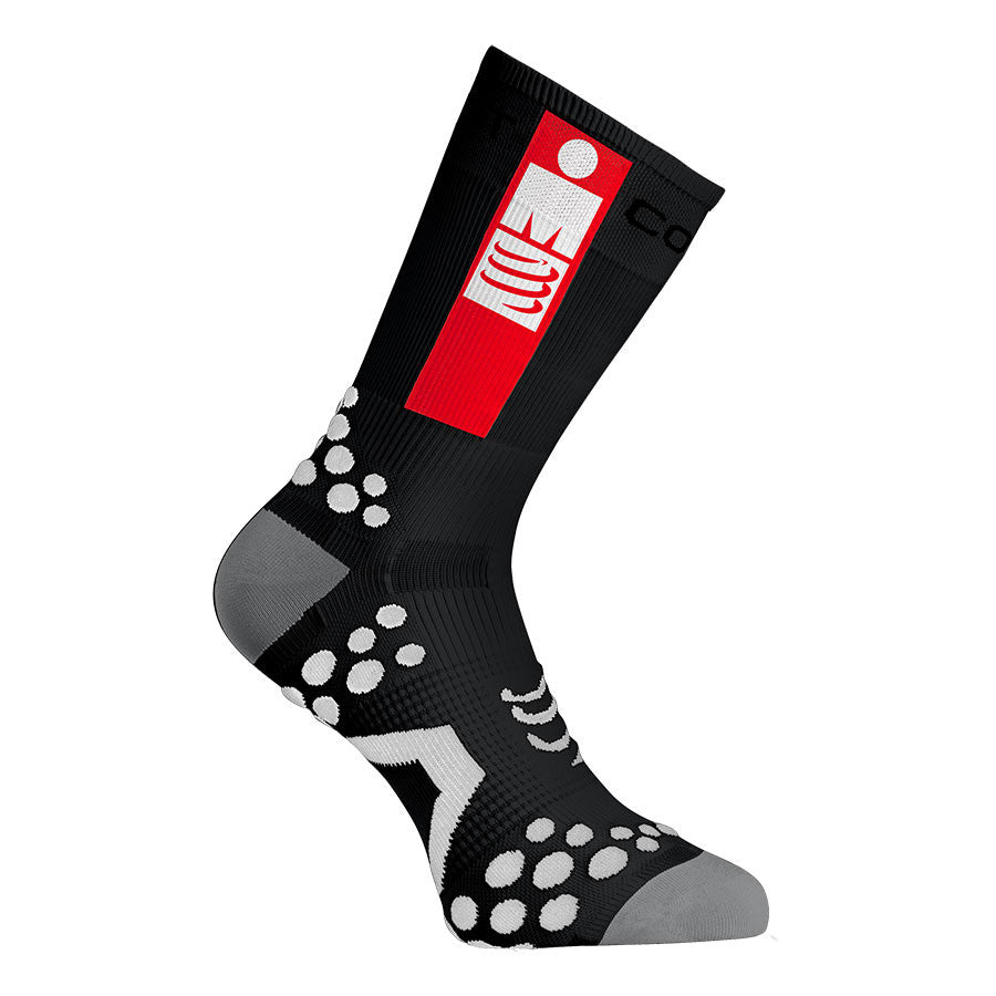 Compressport Pro Racing Bike Socks Ironman MDot - Triathlon Point