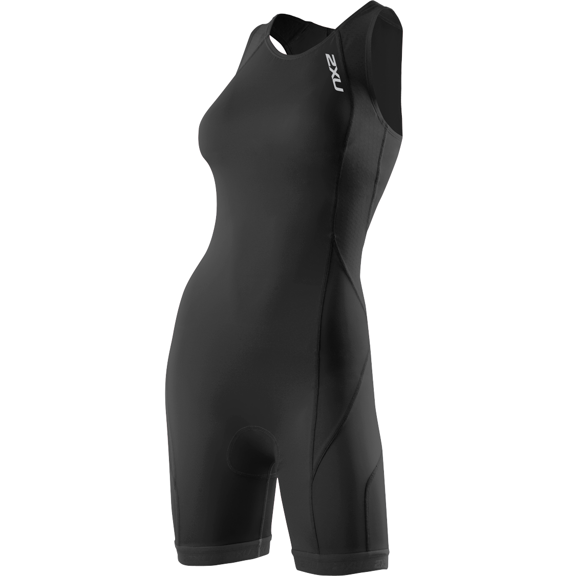 2XU Women's Comp Trisuit Rear Zip WT2329D - Triathlon Point