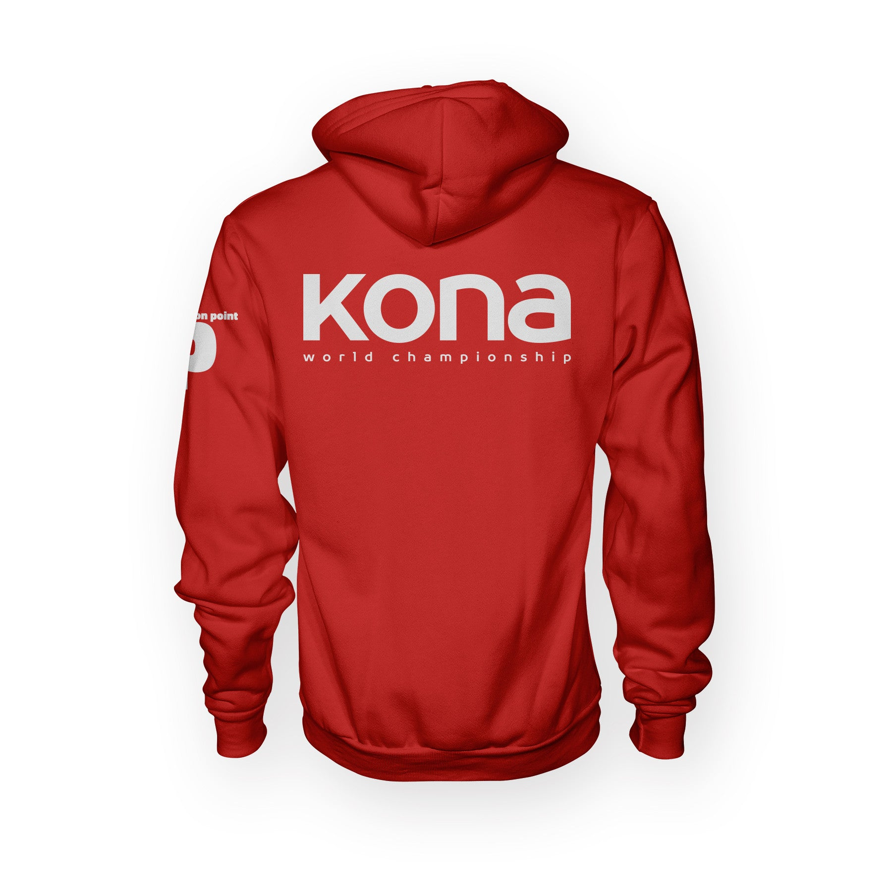 Kona World Championship - Zip Hood
