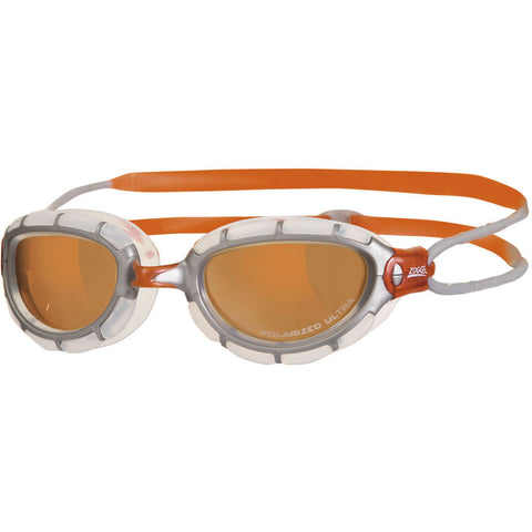 Zoggs Predator Polarized Ultra Swimming Googles - Triathlon Point