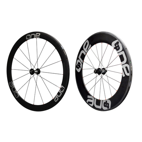 TP ONE Carbon Tubular Set 50f 88r