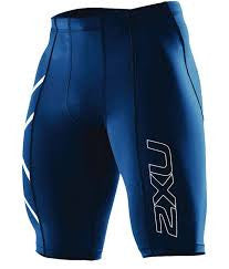 2XU Men's Compression Short MA1931B - Triathlon Point