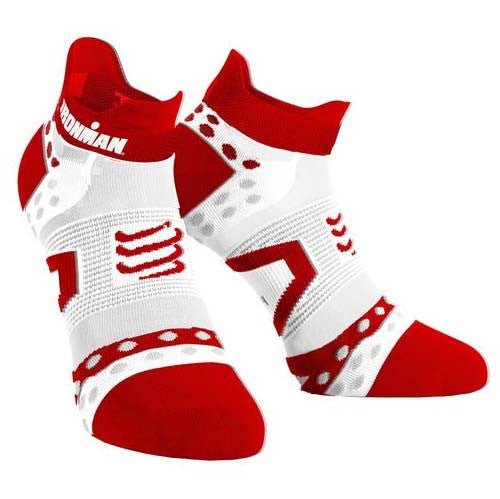 Compressport Pro Racing Run Socks Ultralight Ironman Low