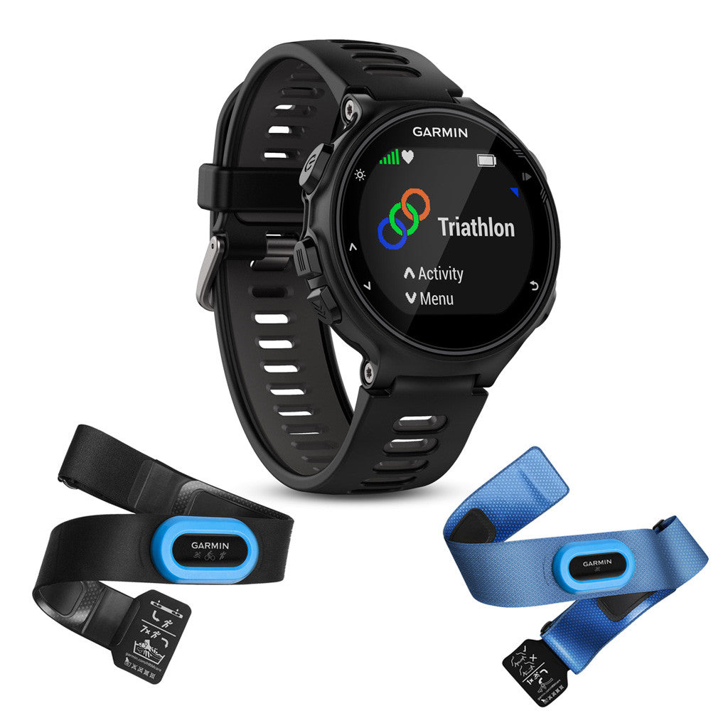 Garmin Forerunner 735XT - Triathlon Point