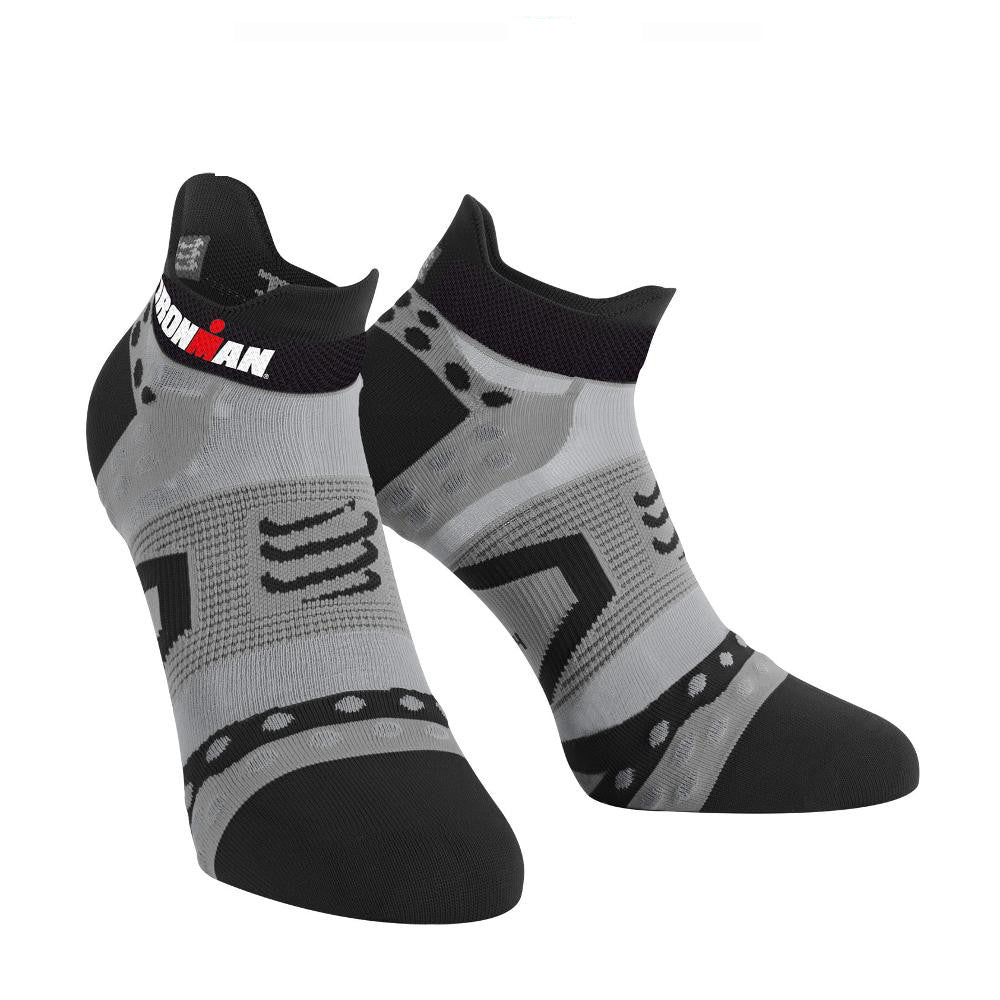 Compressport Pro Racing Run Socks Ultralight Ironman Low - Triathlon Point