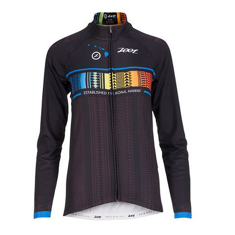 Zoot Women's Cycle Ali'i Thermo LS Jersey