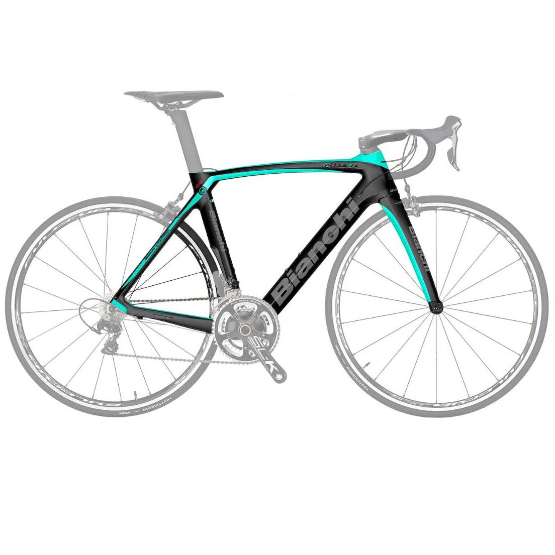 Bianchi Oltre XR4 Super Record EPS 11sp Compact 52/36