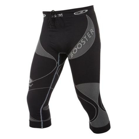 BV Sport Anatomical Compression 3/4 Corsaro tight