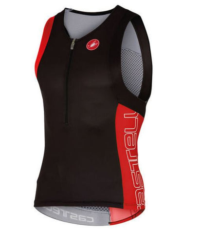 Castelli Men's Free Tri Top - Triathlon Point