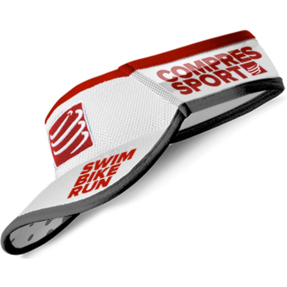 Compressport Ultra Light Ironman Visor - Triathlon Point