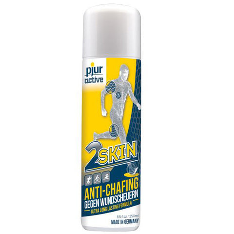 Pjur Active 2skin 250 ml /8.5 fl.oz Bottle - Triathlon Point