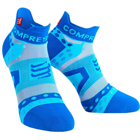 Compressport Pro Racing Run Socks ultralight low - Triathlon Point