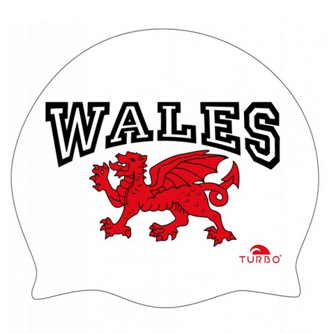 Turbo Wales Silicone Swim Cap - Triathlon Point