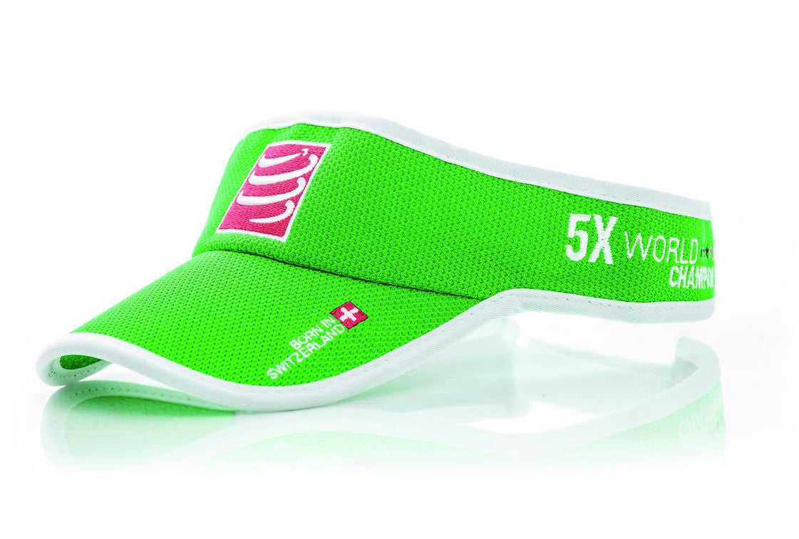 Compressport Visor Cap - Triathlon Point