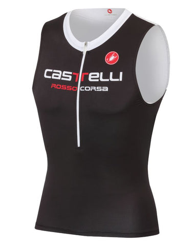 Castelli Men's Body Paint 2 Tri Top - Triathlon Point