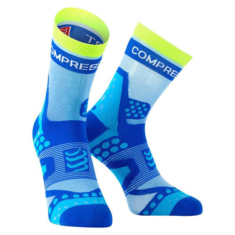Compressport Pro Racing Run Socks ultralight hight - Triathlon Point