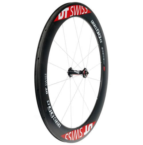DT Swiss RRC 66 Di-Cut Clincher Front Wheel