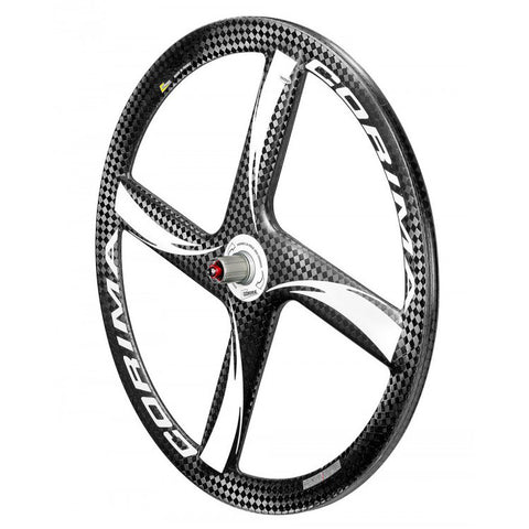 "Corima Rear 4 SPOKE HM Carbon Wheel 28"" 700C Tubular"