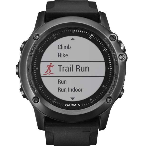 Garmin Fenix 3 HR - Triathlon Point
