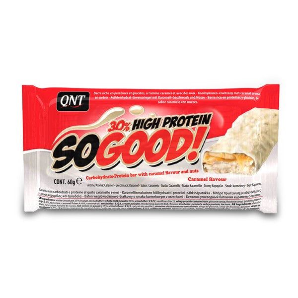 QNT So Good Protein Bar - Triathlon Point