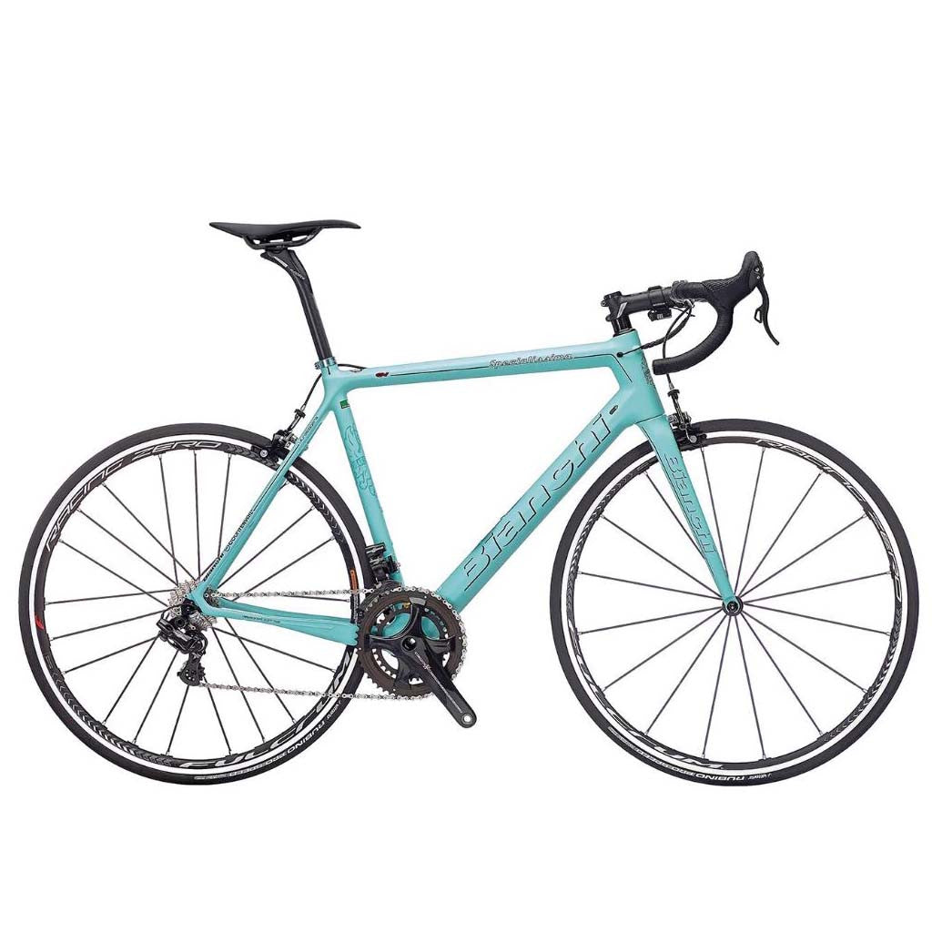 Bianchi Specialissima EPS 11sp Compact 52/36
