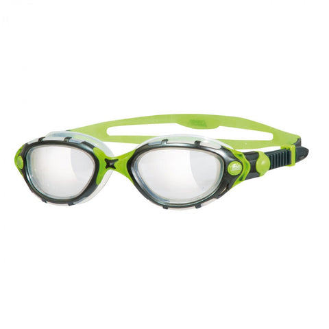 Zoggs Predator Flex Reactor Swimming Goggles - Triathlon Point
