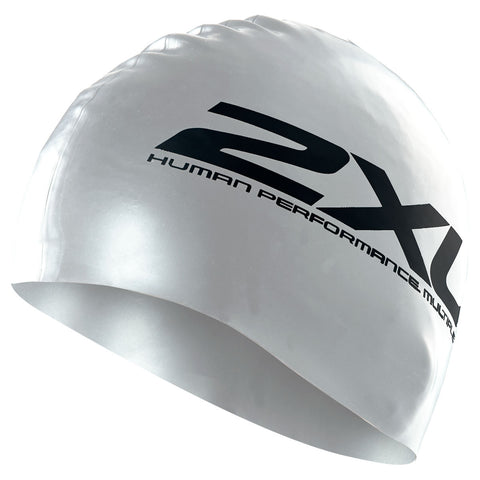 2XU Silicone Swim Cap - Triathlon Point