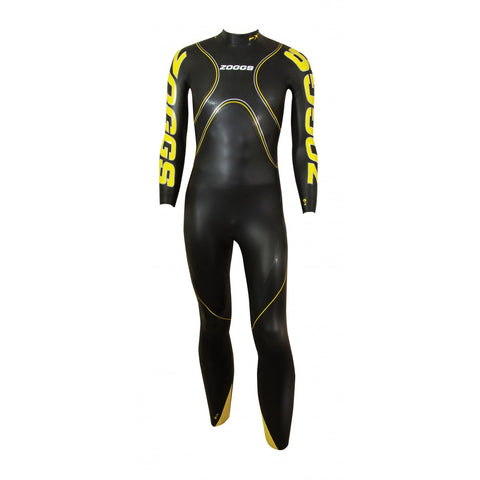 Zoggs Men's FX1 Wetsuit - Triathlon Point