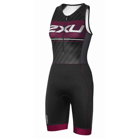 2XU Women's Perform PRO Trisuit WT3625D - Triathlon Point